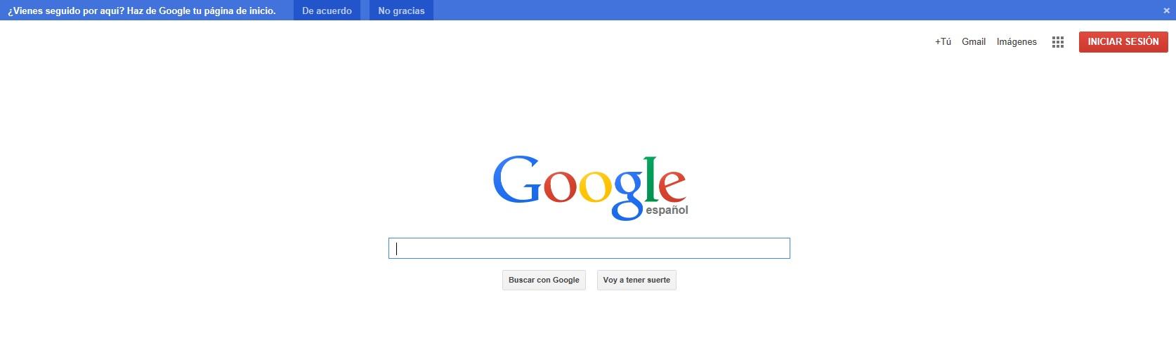 Google nuevo diseño y logotipo