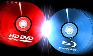 Blu-ray parece ganar la alta definición