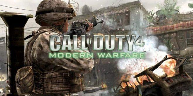 Call of Duty 4: Modern Warfare en Linux