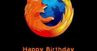 Aniversario Mozilla 10 años con nosotros