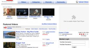 Actualización del diseño de YouTube