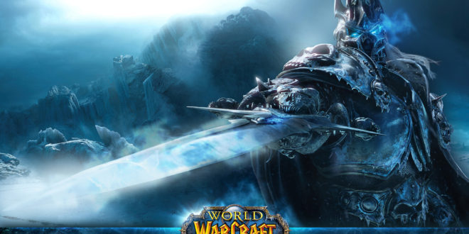 World of Warcraft - Wrath of the Lich King segunda expansión de World of Warcraft