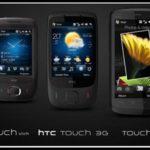 Nuevos móviles HTC Viva,HTC Touch 3G y HTC HD