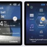 Primeras imágenes de Windows Mobile 6.5