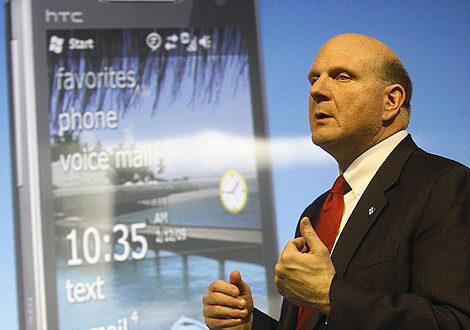Roban el windows Mobile 6.5 en el World Mobile Congress de Barcelona