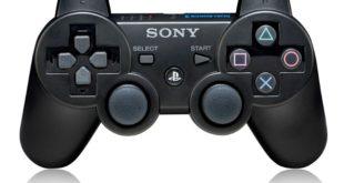 Nuevo mando para PS3 con sensor de movimiento