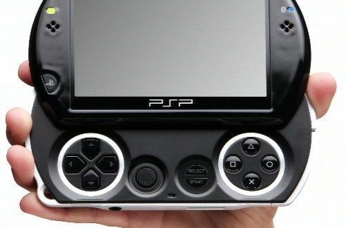 PSP Go, la nueva consola portátil de Sony