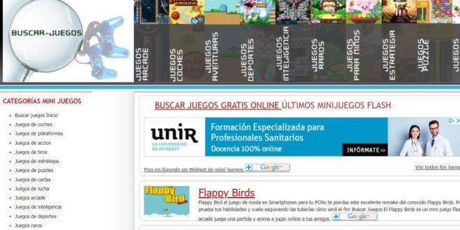 Juegos flash para el verano en www.buscar-juegos.com