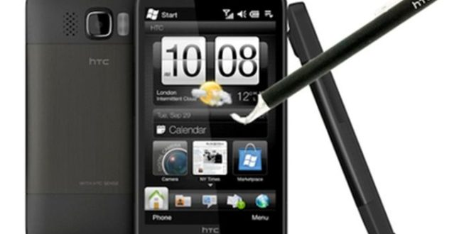HTC HD2 el móvil de estas navidades