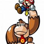 Mario y Donkey Kong, como Stockton y Malone