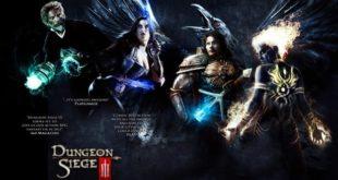 """Dungeon Siege III"", (video)juego de tronos"
