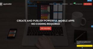 Crea aplicaciones móviles para iPhone, iPad o Android en 3 pasos con AppsBuilder
