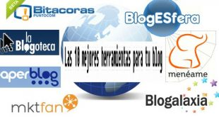 Las 10 mejores herramientas para tu blog