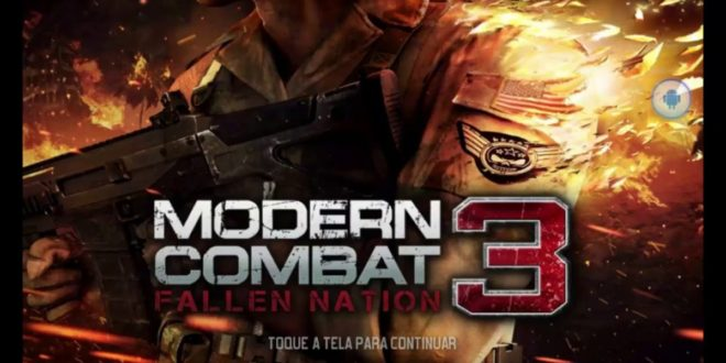 Modern Combat 3 Fallen Nation gratis para Samsung Galaxy S2 en Samsung Apps