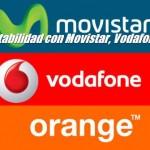 Amago portabilidad con Movistar, Vodafone y Orange