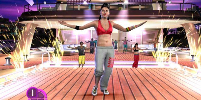 """Zumba Fitness"", a mover las caderas con la WII"