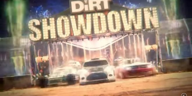 """Dirt Showdown"": vuelven los autos locos"