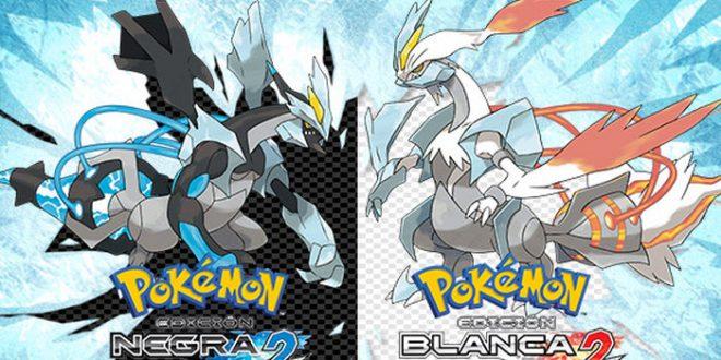 Pokémon Edición Negra y Blanca 2