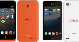 Geeksphone el primer móvil en España con Firefox OS.