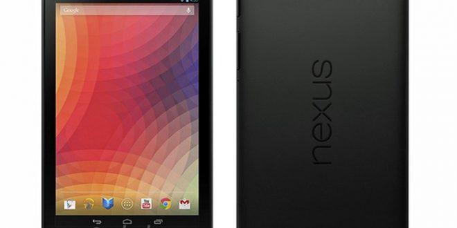 El nuevo Nexus 7 de Google y Asus