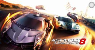 Descargar juegos gratis en la App store hoy. Asphalt 8, Where's My Water 2 y Toca Builders