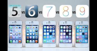Lo nuevo de iOS 7