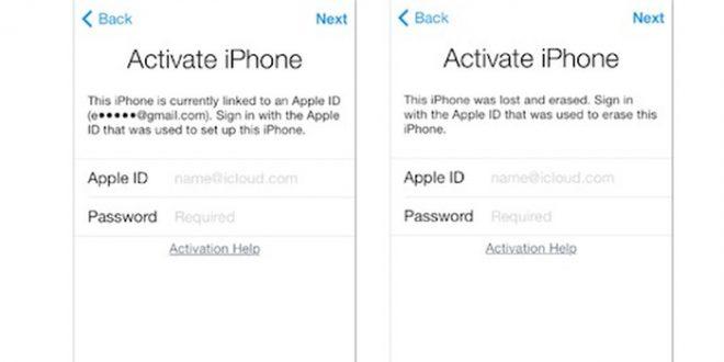 ¿Cómo solucionar el bloqueo del iPhone 5S ? ¿Qué es el bloqueo de iCloud?