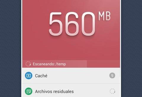 Mejora tu Android para que vaya mejor y más rápido con Clean Maste