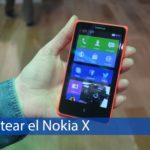 Rootear Nokia X y poner aplicaciones de Google conseguido en dos días