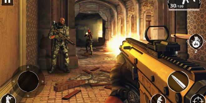 Descargar Modern Combat 5 Blackout para Android