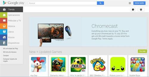 Google Play permite informar de aplicaciones inapropiadas o maliciosas