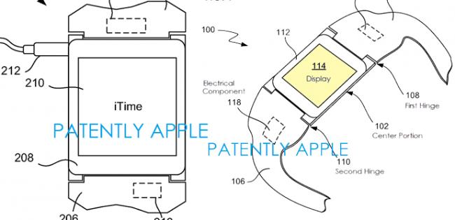 iTime el reloj smartwatch de Apple