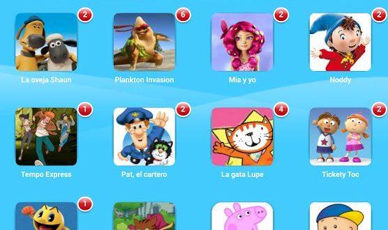 Las Mejores Aplicaciones Para Ninos En Android Para Ver Dibujos Animados