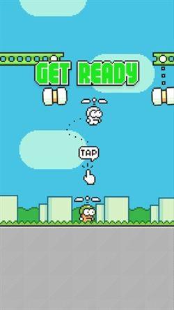 Descargar Swing Copters el nuevo juego del creado de Flappy Bird