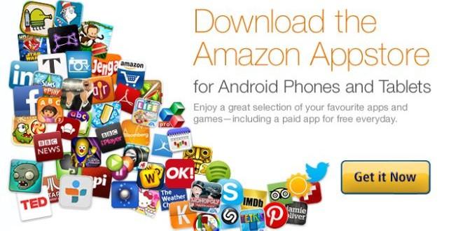 Descarga 27 aplicaciones y juegos gratis desde Amazon para Android