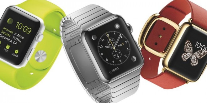 Comparativa: Apple Watch contra los smartwatches con Android Wear Moto 360, LG G Watch R, Aus ZenWatch, LG G Watch, Samsung Gear Live,Sony Smartwatch 3 y Samsung Gear S