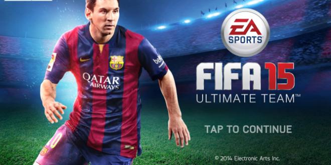 Descargar Fifa 15 Ultimate Team gratis para Android