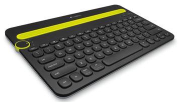 Logitech presenta un ratón y tecladomás  novedosos en IFA Berlín