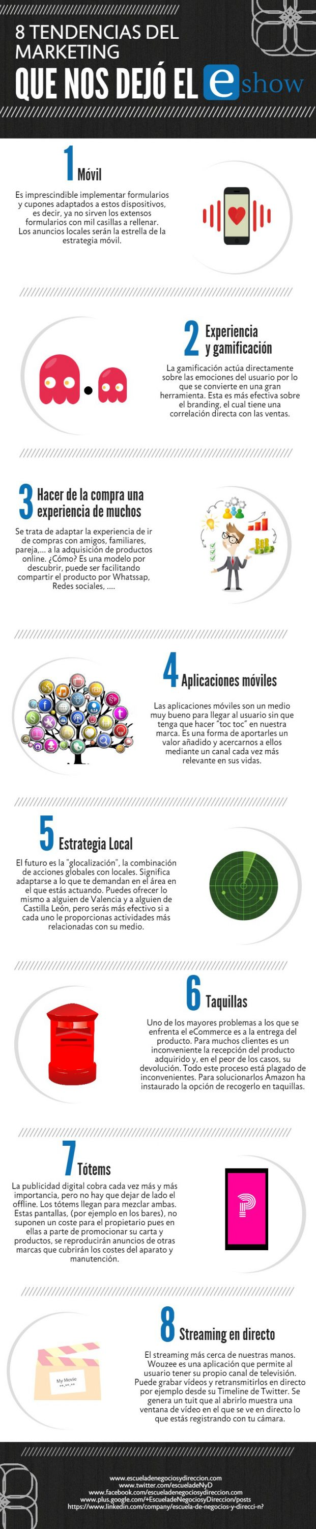 8 tendencias del marketing