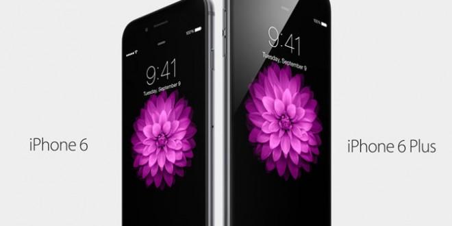 iPhone 6 y  iPhone 6 Plus disparan los beneficios de Apple
