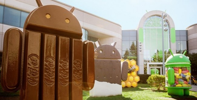 Android 5.0 podría ser Android 5.0 Licorice