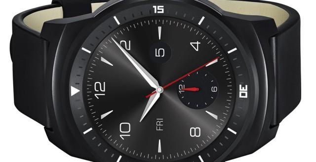 Ya se puede comprar LG G Watch R en España