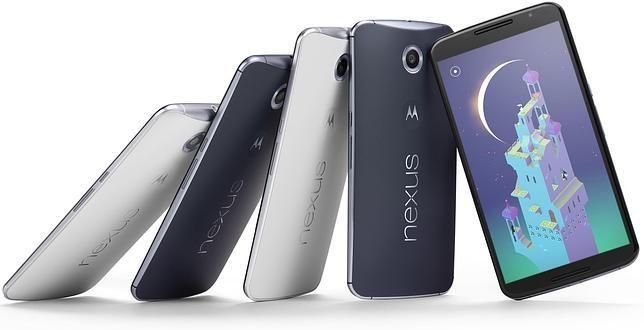Características Nexus 6 y vídeo