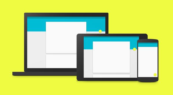 ¿Qué es Material Design? Google libera iconos de material design y su guía.