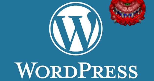 Ataque a blogs con WordPress por SoakSoak