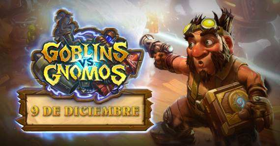 Hearthstone: Goblins vs. Gnomos