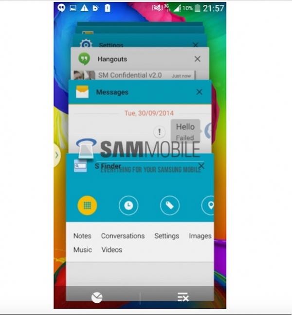 Samsung Galaxy S5 Se Actualiza Android 5 0 Lollipop G900fxxu1bnl2
