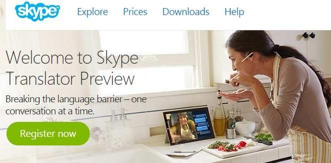 Skype Translator, su traducción conversaciones en tiempo real