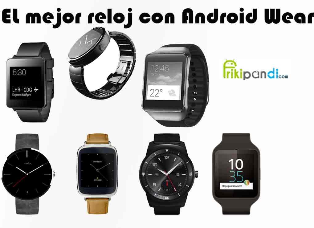 El mejor reloj android wear cu l es for Cual es el mejor lavavajillas