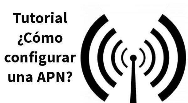 APN para tu Android e iOS. Solución tu smartphone no se conecta a Internet